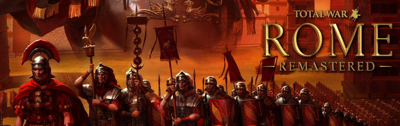 Total War : ROME REMASTERED