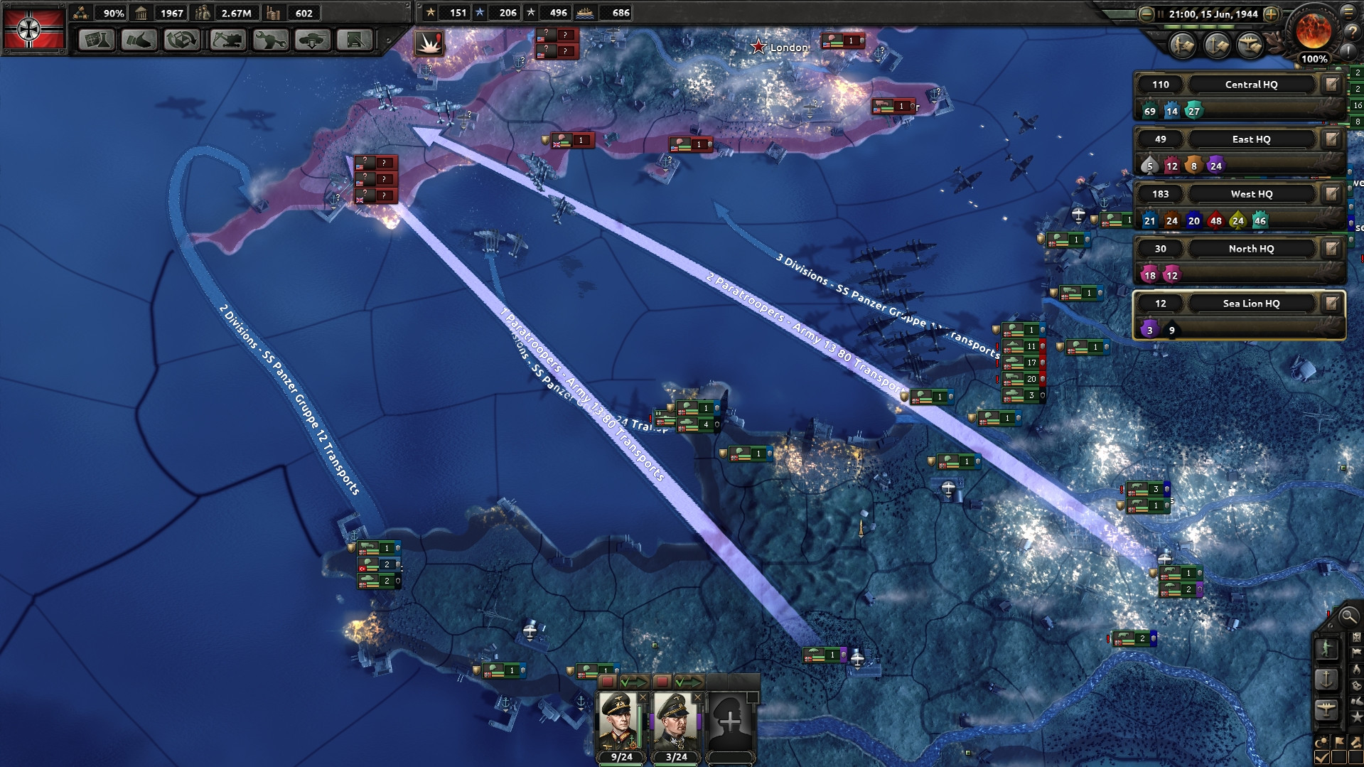 hearts of iron 4 how to stay non alinged