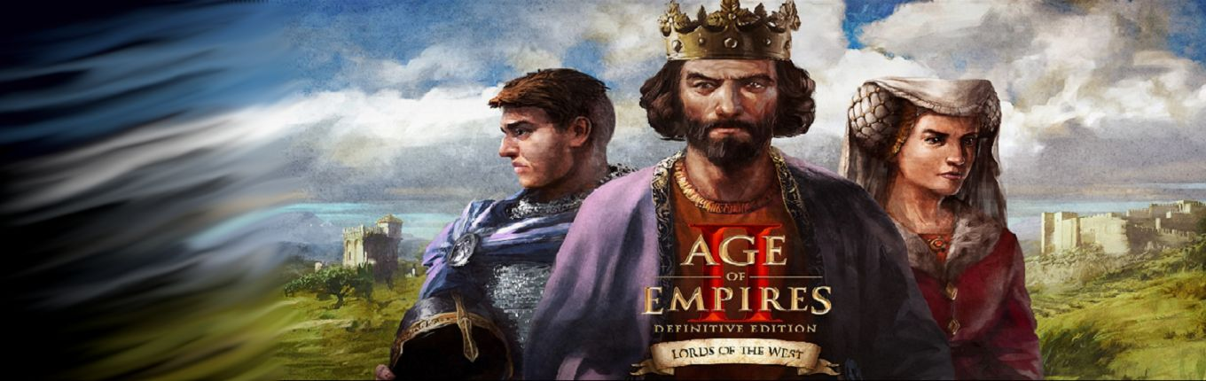 Age of Empire II DE : Lords of the West
