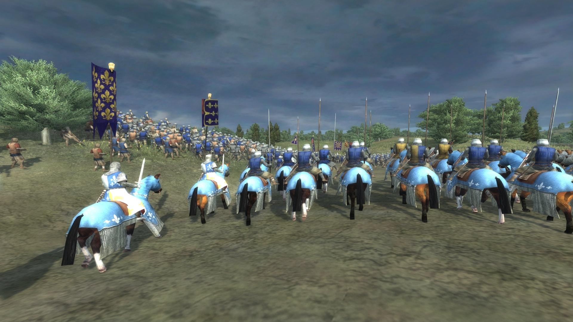 Deus vult medieval 2 total war patch