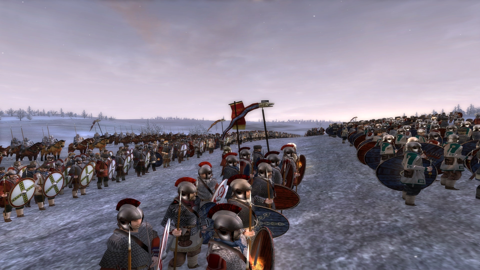 Invasio barbarorum rome total war