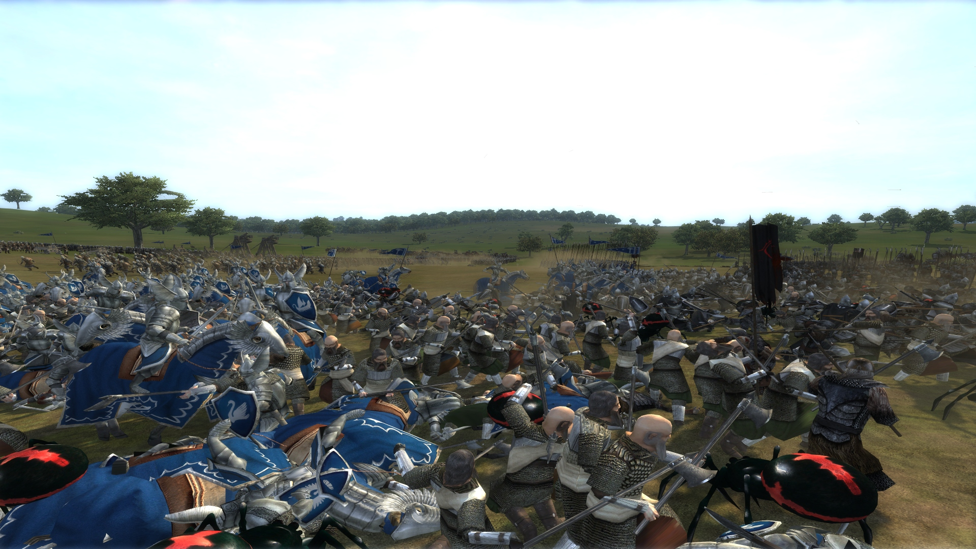 Medieval II : Total War - Patch FR , Traduction FR