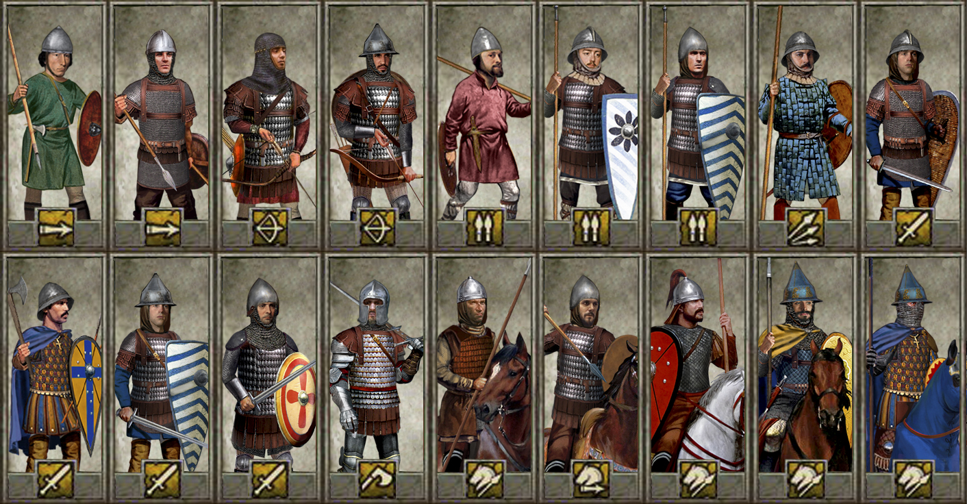 L'Empire romain d'Orient (Empire byzantin) - Mundus Bellicus