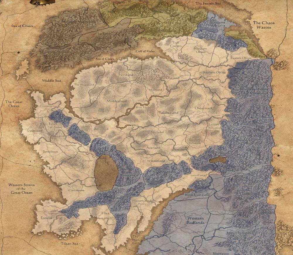 Total warhammer 2 autant en emportent les skavens page 34 for Portent warhammer