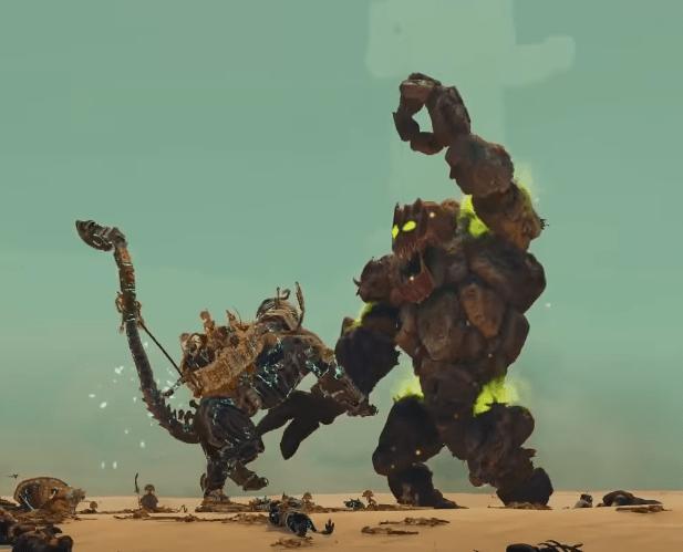 Idole Sauvage contre Sphinx de guerre